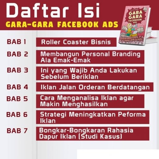 GARA GARA FACEBOOK ADS