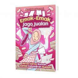 Buku Emak Emak Jago Jualan