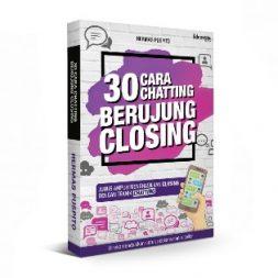 30 cara chatting closing