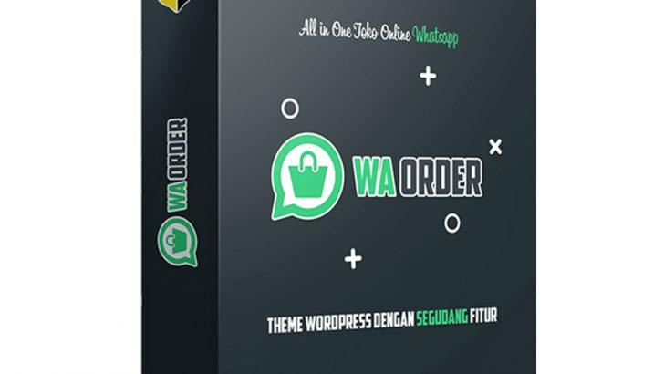 Thema Toko Online WaOrder
