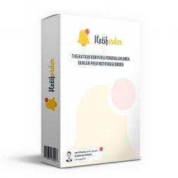 Notiforder - Push Notifikasi Orderan Toko Online