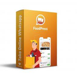 Theme Online Store FoodPress
