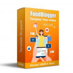 Theme Toko online Blogger