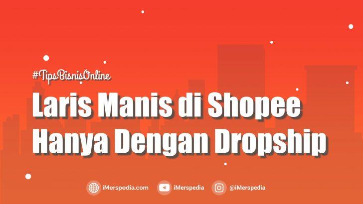 Dropship Shopee