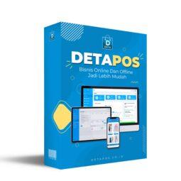 Detapos - Aplikasi Kasir Keuangan Untuk Pebisnis Indonesia